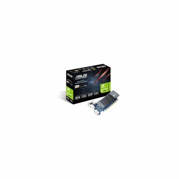 ASUS GT710-SL-2GD5-BRK 2GB/64-bit, GDDR5, D-Sub, DVI, HDMI, LP