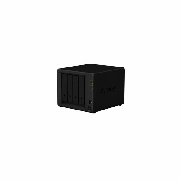 NAS Synology DS918+ RAID 4xSATA server, 2xGb LAN