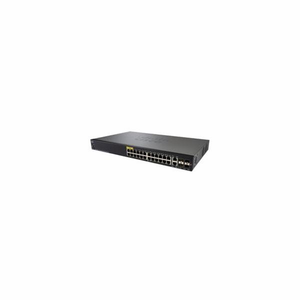 Cisco SG350-28 28-port Gigabit Managed Switch