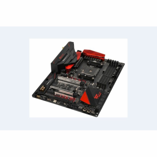 ASRock X370 Professional Gaming, AM4, DDR4 2667, 2 PCIe 3.0 x16, 2 USB 3.1