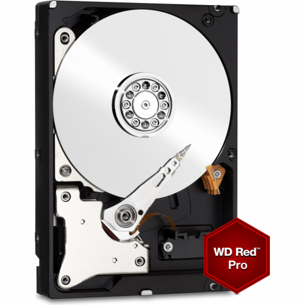 WD RED Pro NAS WD6003FFBX 6TB SATAIII/600 128MB cache