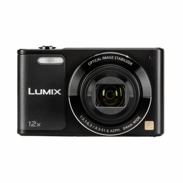 Panasonic Lumix DMC-SZ10 cerna