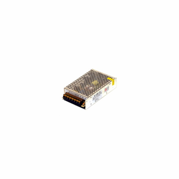 MikroTik průmyslový impulsní zdroj 12V, 10A, 120W