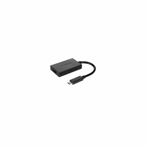 Lenovo kabel redukce USB-C to HDMI Plus Power Adapter - 4X90K86567