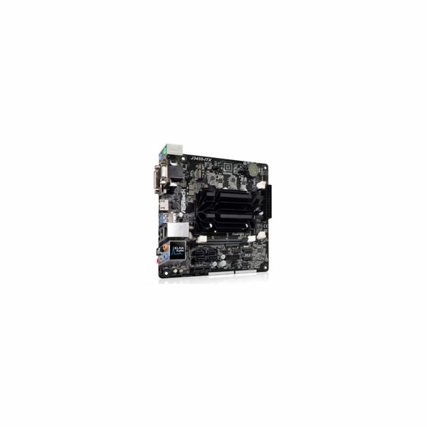 ASROCK MB J3455-ITX s integrovaným intel CPU dual-core J3455 (2x DDR3 SO-DIMM, VGA +HDMI, PCI-E, 2xSATA3, 7.1, GLAN, miniITX)
