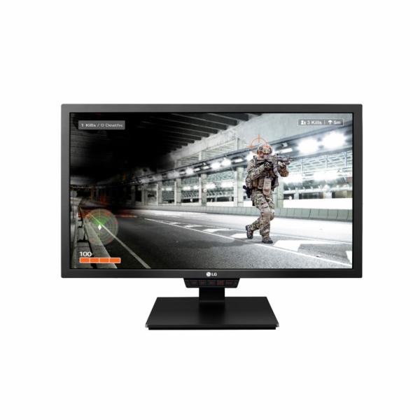 "LG 24GM79G-B.AEU 24"" TN FHD 1920x1080/16:9/350cdm/1ms/HDMI/DP/USB/Pivot"