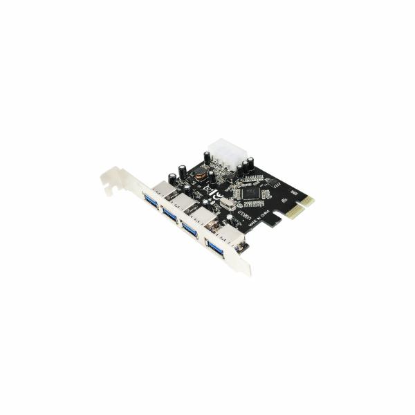LOGILINK - Karta PCI-Express 4x USB 3.0