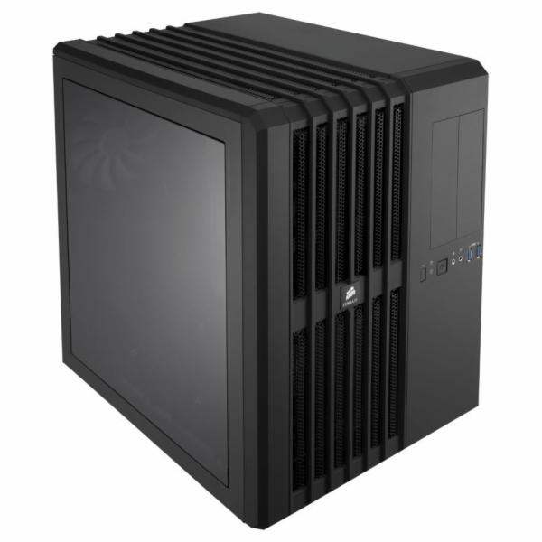 Corsair PC skříň Carbide Air 540 High Airflow ATX Cube, 3x větrák 140mm, USB 3.0