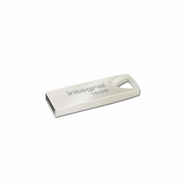 INTEGRAL INFD16GBARC INTEGRAL USB flash disk ARC 2.0 16GB kovový