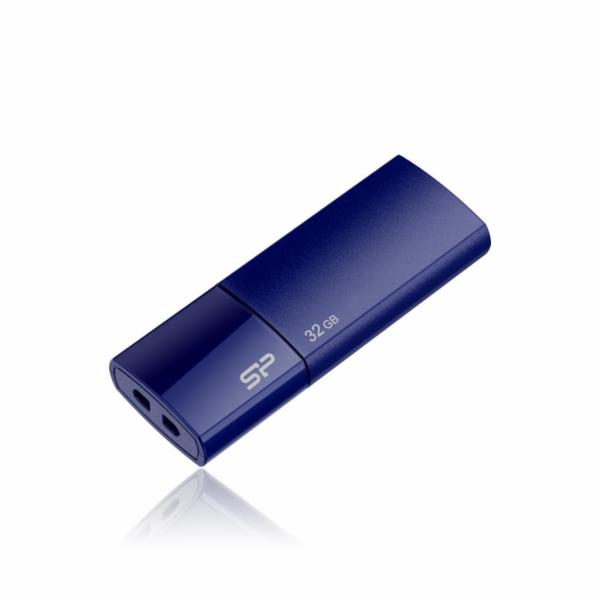 SILICONPOW SP032GBUF2U05V1D Silicon Power flash disk USB Ultima U05 32GB USB 2.0 modrý