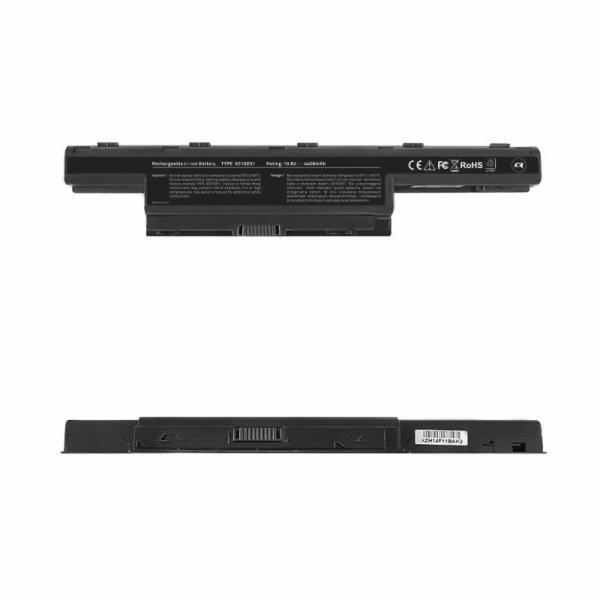 Qoltec baterie pro notebooky Acer Aspire AS10D31 | 11.1V | 4400mAh
