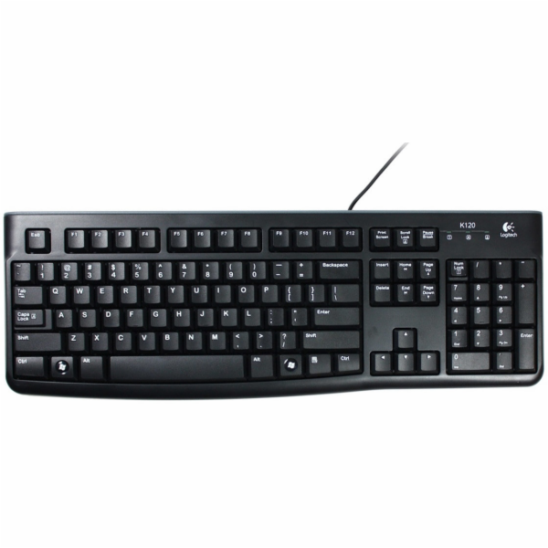 Klávesnice Logitech Keyboard K120 for Business, US