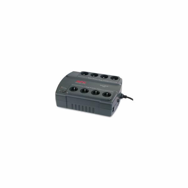 APC CyberFort / Back-UPS ES 400VA, bez SW - bez komunikace, české zásuvky