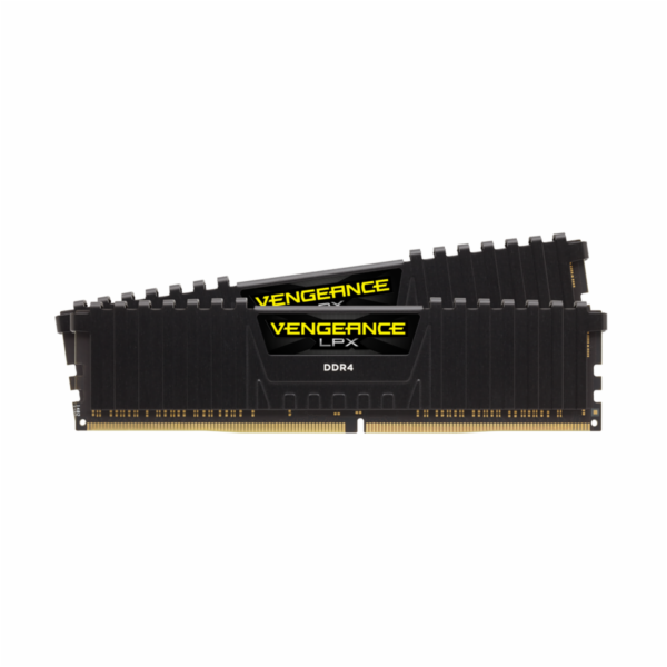 Corsair Vengeance LPX 16GB (Kit 2x8GB) 2133MHz DDR4 CL13 1.2V XMP 2.0, černý