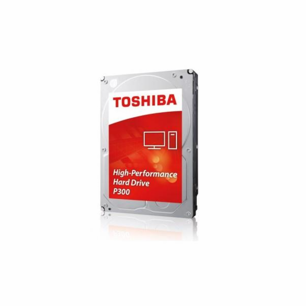 Toshiba P300 HDD 3.5'', 1TB, SATA/600, 64MB cache, 7200RPM