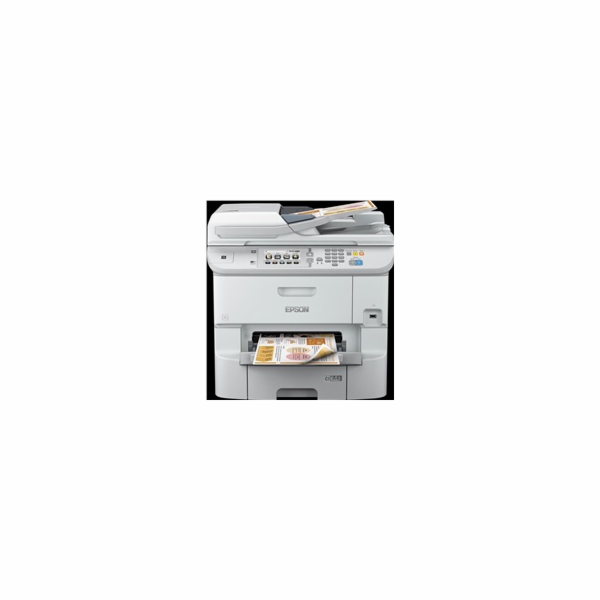 EPSON tiskárna ink WorkForce Pro WF-6590DWF , 4v1, A4, 34ppm, Ethernet, WiFi (Direct), Duplex, NFC,3