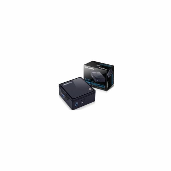 GIGABYTE BRIX BACE-3160, Intel Celeron® J3160, 1xSODIMM DDR3L, WiFi, BT, bez OS
