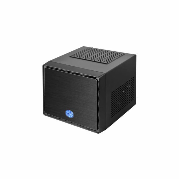 Cooler Master Elite 110 PC skříň černá, Mini ITX, USB 3, brushed aluminium panel