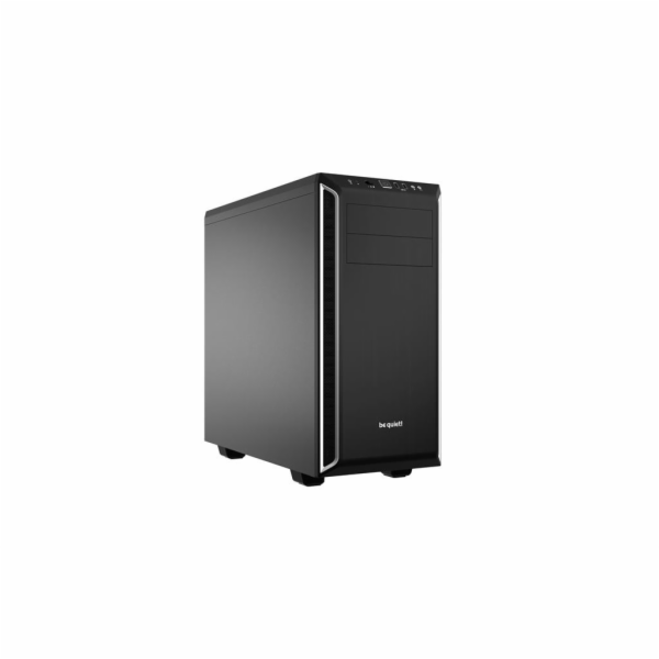 be quiet! Pure Base 600, silver, ATX, M-ATX, mini-ITX case