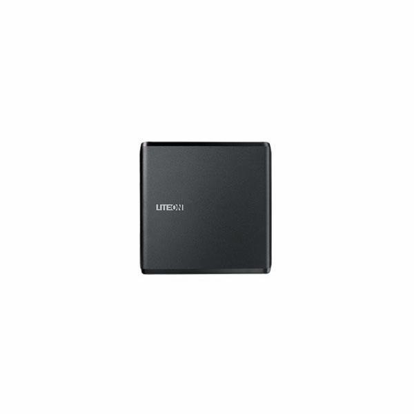 External DRW LiteOn ES1, USB, Ultra-Slim 13.5mm, ultra-light, Black
