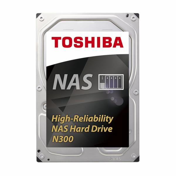 Toshiba N300 HDD 3.5'', 6TB, SATA/600, 7200RPM, 128MB cache