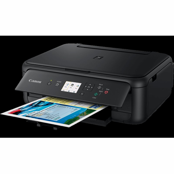 Canon PIXMA TS5150 - PSC/Wi-Fi/WiFi-Direct/BT/PictBridge/4800x1200/USB black