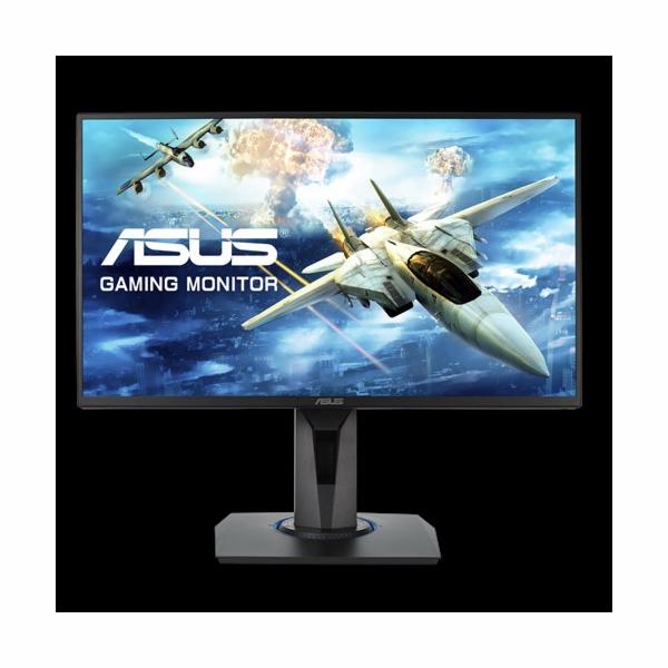"25"" LED ASUS VG255H - FullHD, 16:9, 2 x HDMI, 1ms"