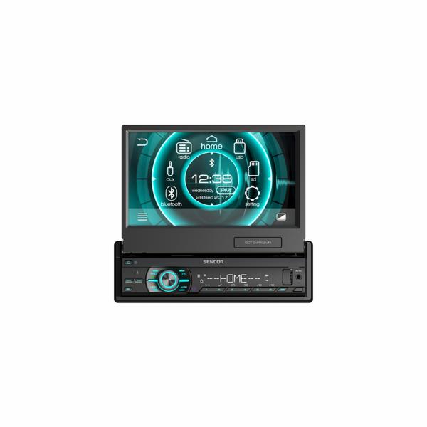 SCT 9411BMR AUTORÁDIO S USB/SD SENCOR