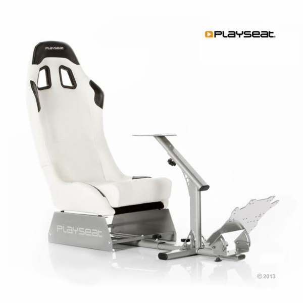 Playseat Evolution Universal gaming chair Padded seat White