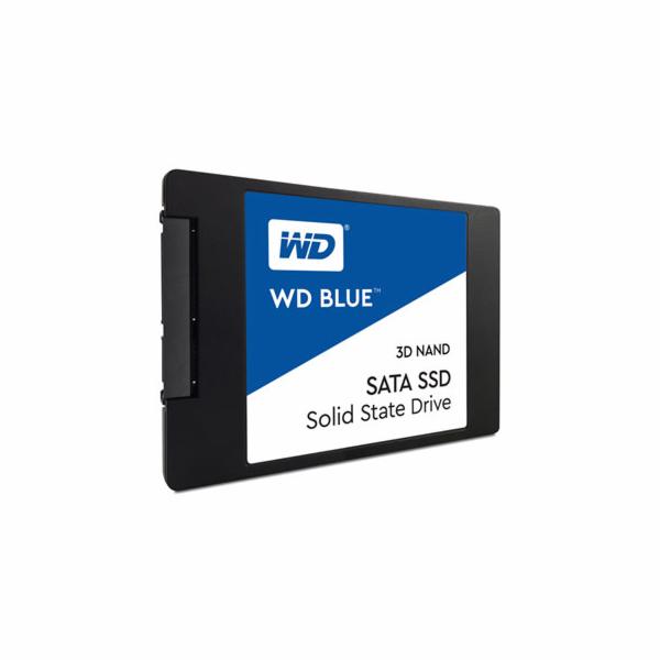 WD Blue SSD 2.5'' 2TB SATA/600, 560/530 MB/s, 7mm, 3D NAND