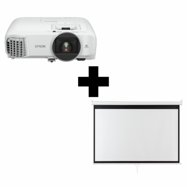 EPSON 3LCD/3chip projektor EH-TW5600 1920x1080 FullHD/2500 ANSI/35000:1/HDMI/3D/10W Repro/