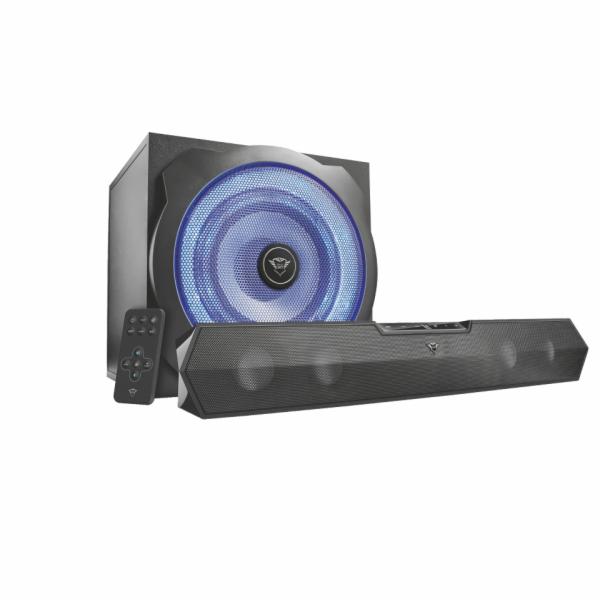 Trust GXT 668 22328 Tytan 2.1 Soundbar Speaker Set