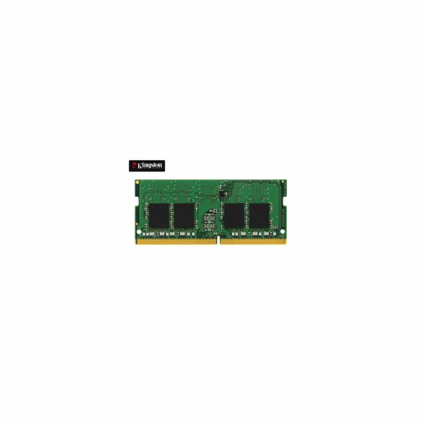 Kingston DDR4 8GB SODIMM 2666MHz CL19 SR x8