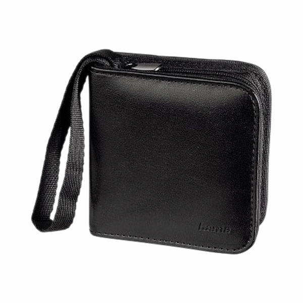 Hama Memory Card Wallet 12 SD black 95980