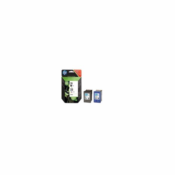 SD367AE atram. kazety HP21/22 kombinované balenie