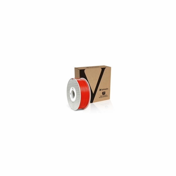 Filament VERBATIM / PLA / Red / 1,75 mm / 1 kg