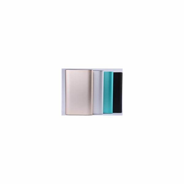 REMAX PowerBank HOOX 10000 mAh stříbrný