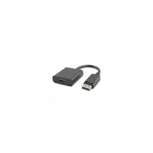 PremiumCord Adapter DisplayPort - HDMI, M/F,4K,60Hz, 20cm