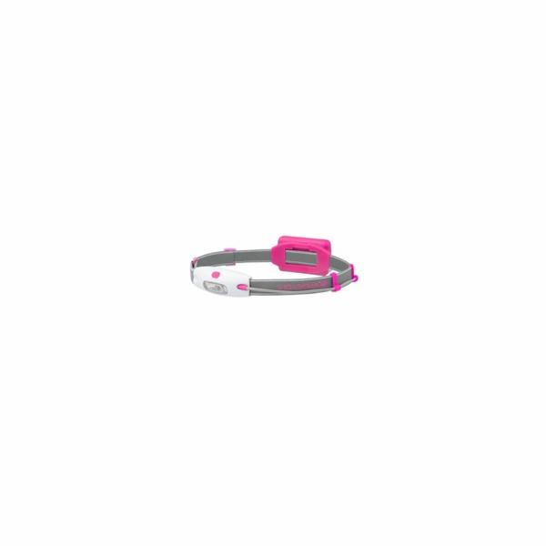 LEDLENSER NEO LED čelovka - růžová