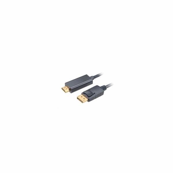 AKASA - adaptér DP na HDMI - aktivní