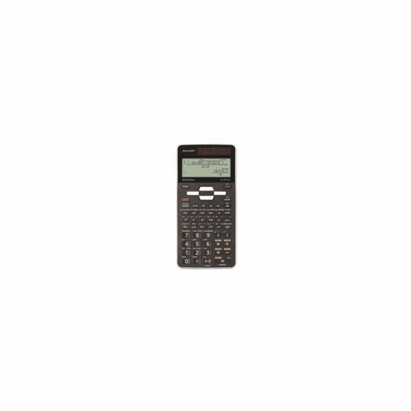SHARP kalkulačka - ELW531TGWH - Bílá