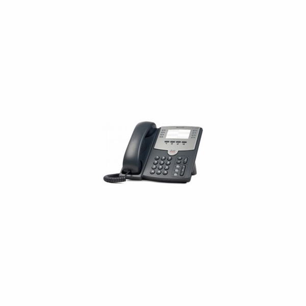 CISCO SB 8 Line IP Phone With PoE and PC Port