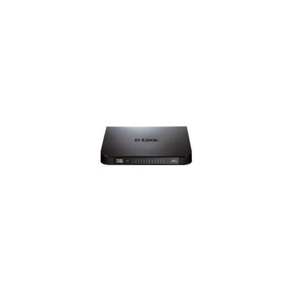 D-Link GO-SW-24G 24-Port GIGABIT EASY DESKTOP SWITCH