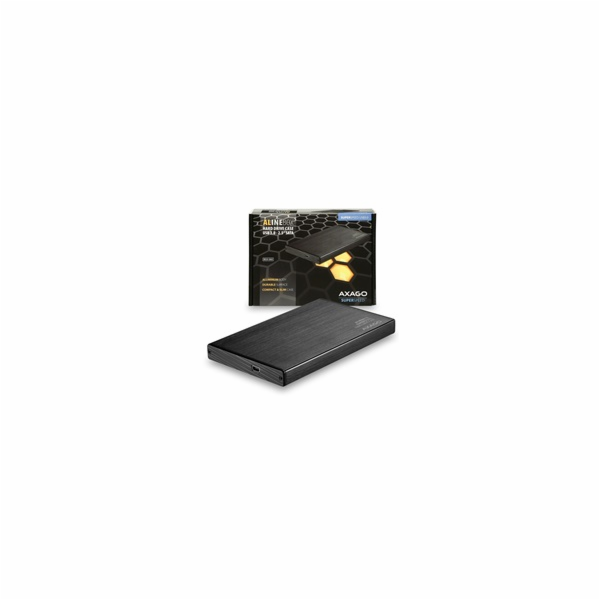 "AXAGO - EE25-XA3 USB3.0 - SATA 2.5"" externí ALINE box"