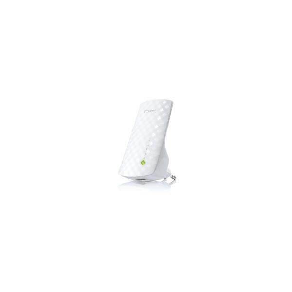 TP-Link RE200 AC750 DualBand wiFi extender, 802.11ac/a/b/g/n, interní antény