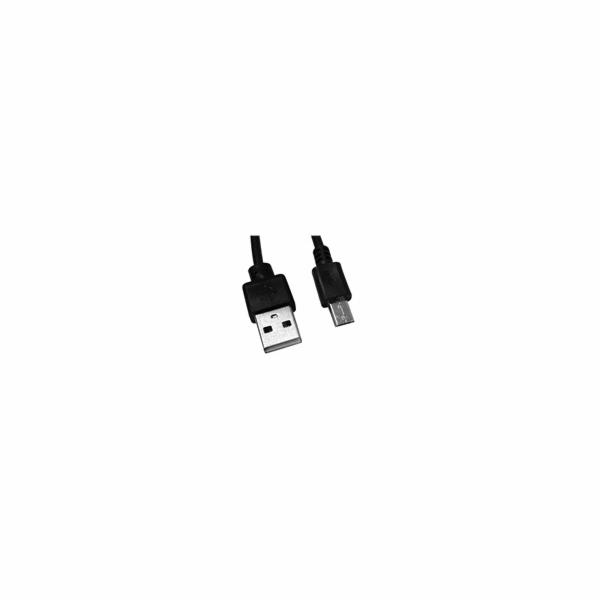 EVOLVEO microUSB, kabel pro StrongPhone G4/G2/Q8/Q7/Q4/D2/D2 Mini/WiFi/RG300/Accu/X1/X2/X3/X4/Z1