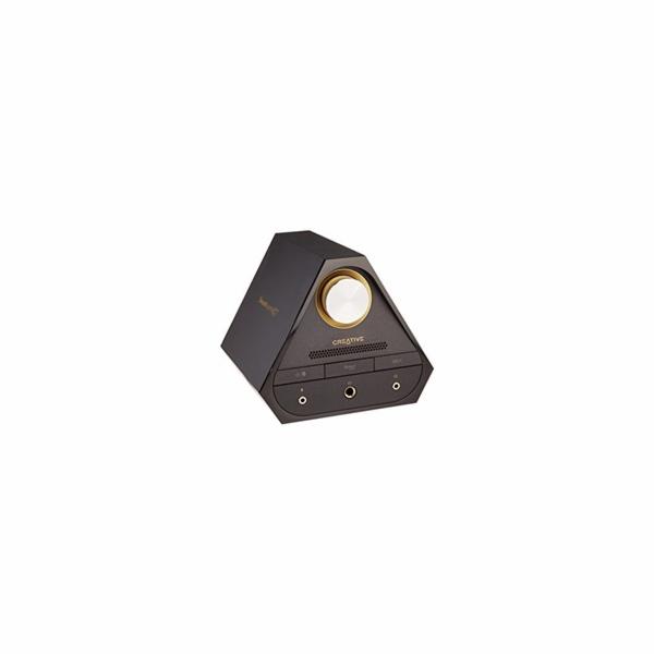 Creative Sound Blaster X7, prevodník, zosilovač, dekóder Dolby Digital, zvuková karta