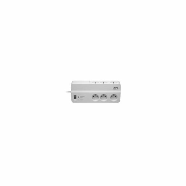 APC SurgeArrest Essential, 6 zásuvek (PM6-FR)