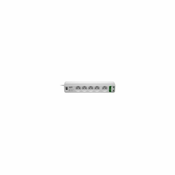 APC SurgeArrest Essential, 5 zásuvek + USB (PM5U-FR)