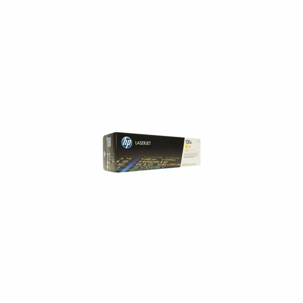 HP 131A Yellow LJ Toner Cart, 1 800 str, CF212A